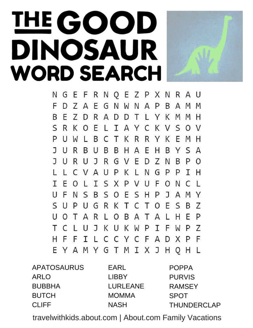 14 free disney printable word searches mazes games