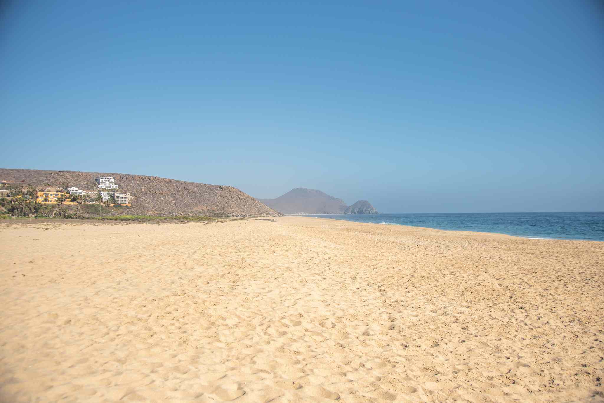 Beach at todos santos