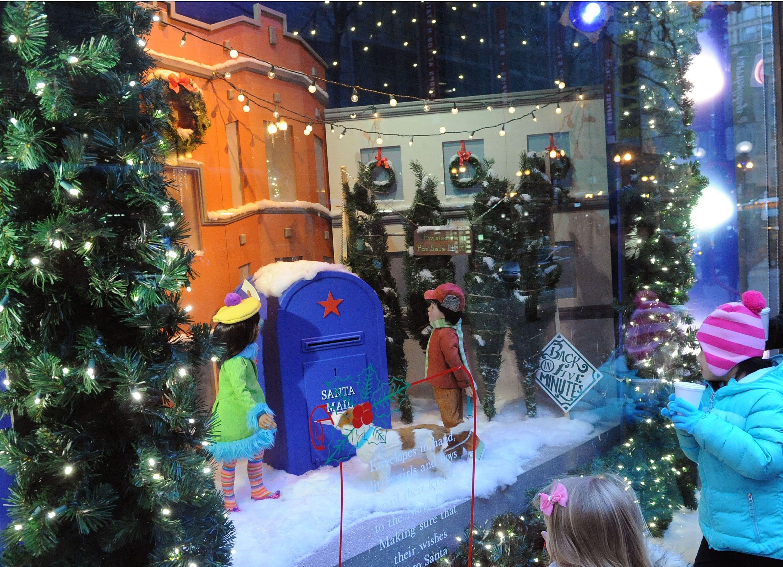 Macy's State Street Holiday Windows