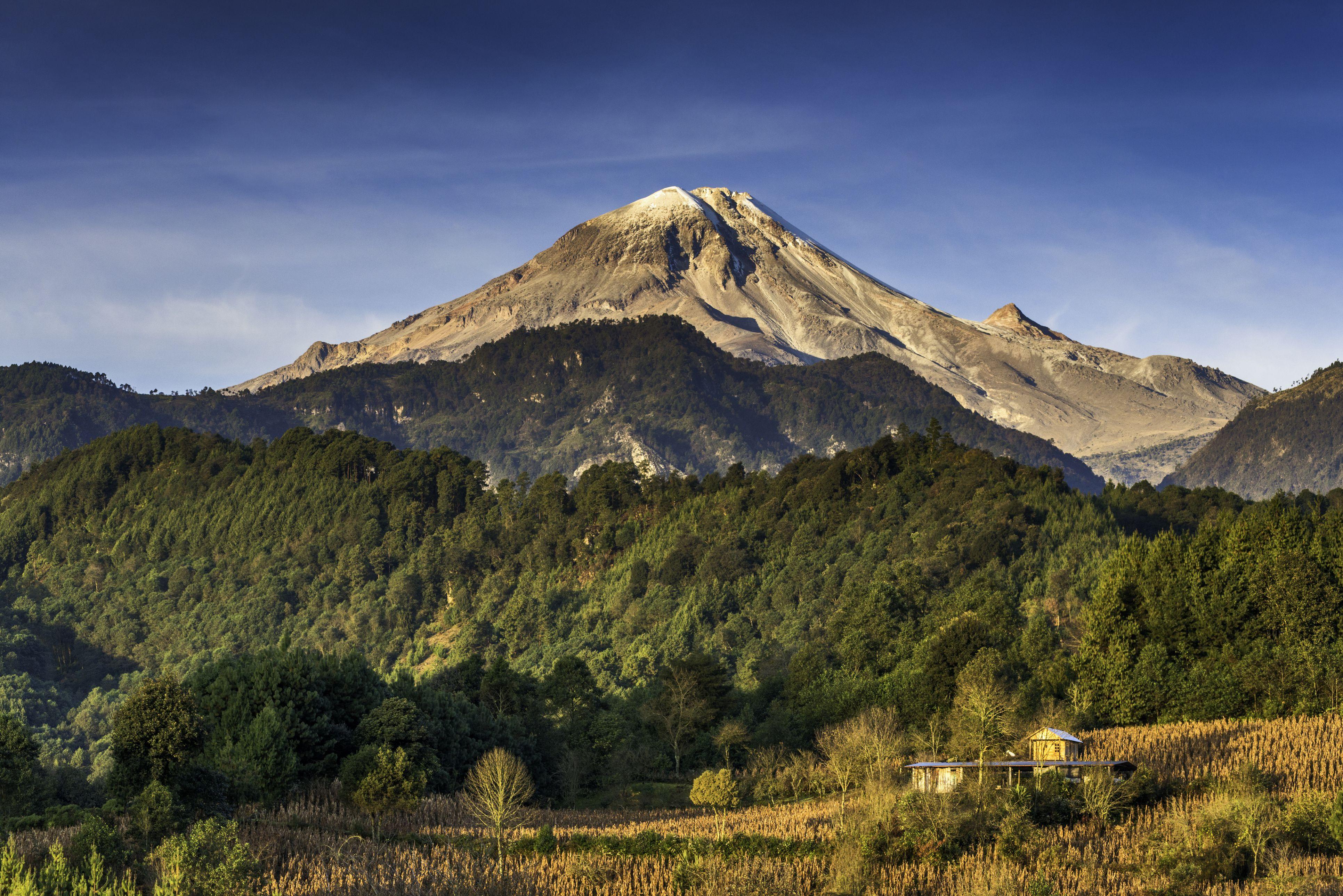 Pico de Orizaba, near Coscomatepec, Mexico