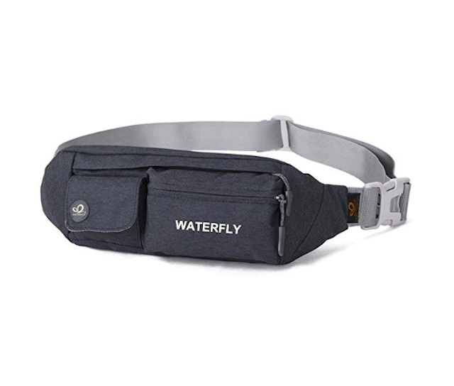 I Just Want To Be A Stay At Home Dog MOM Waist Packs Fanny Pack For Travel