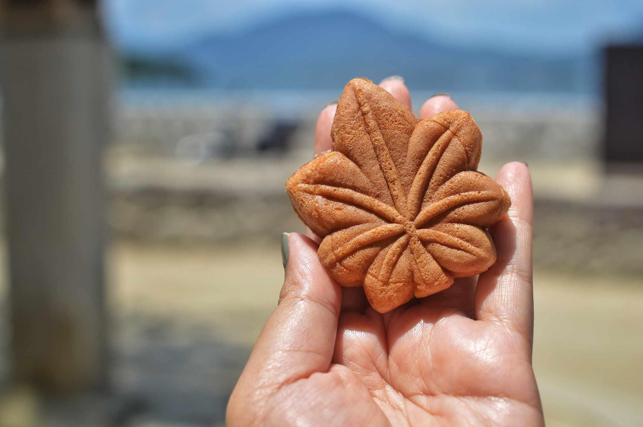 maple cake hiroshima