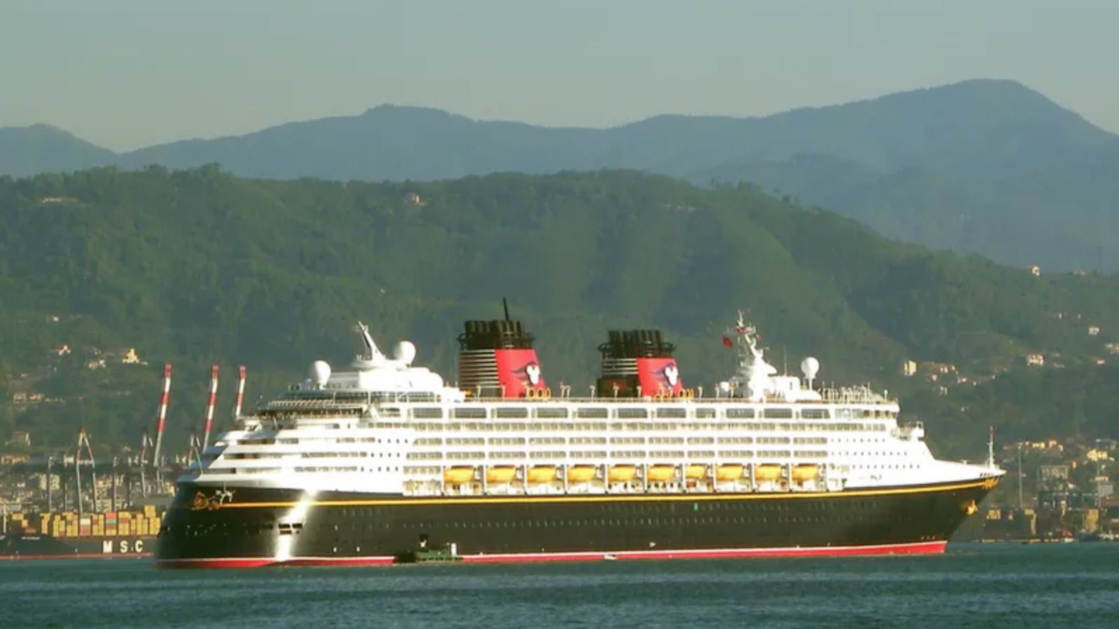 Disney Magic - Mediterranean Cruise Log