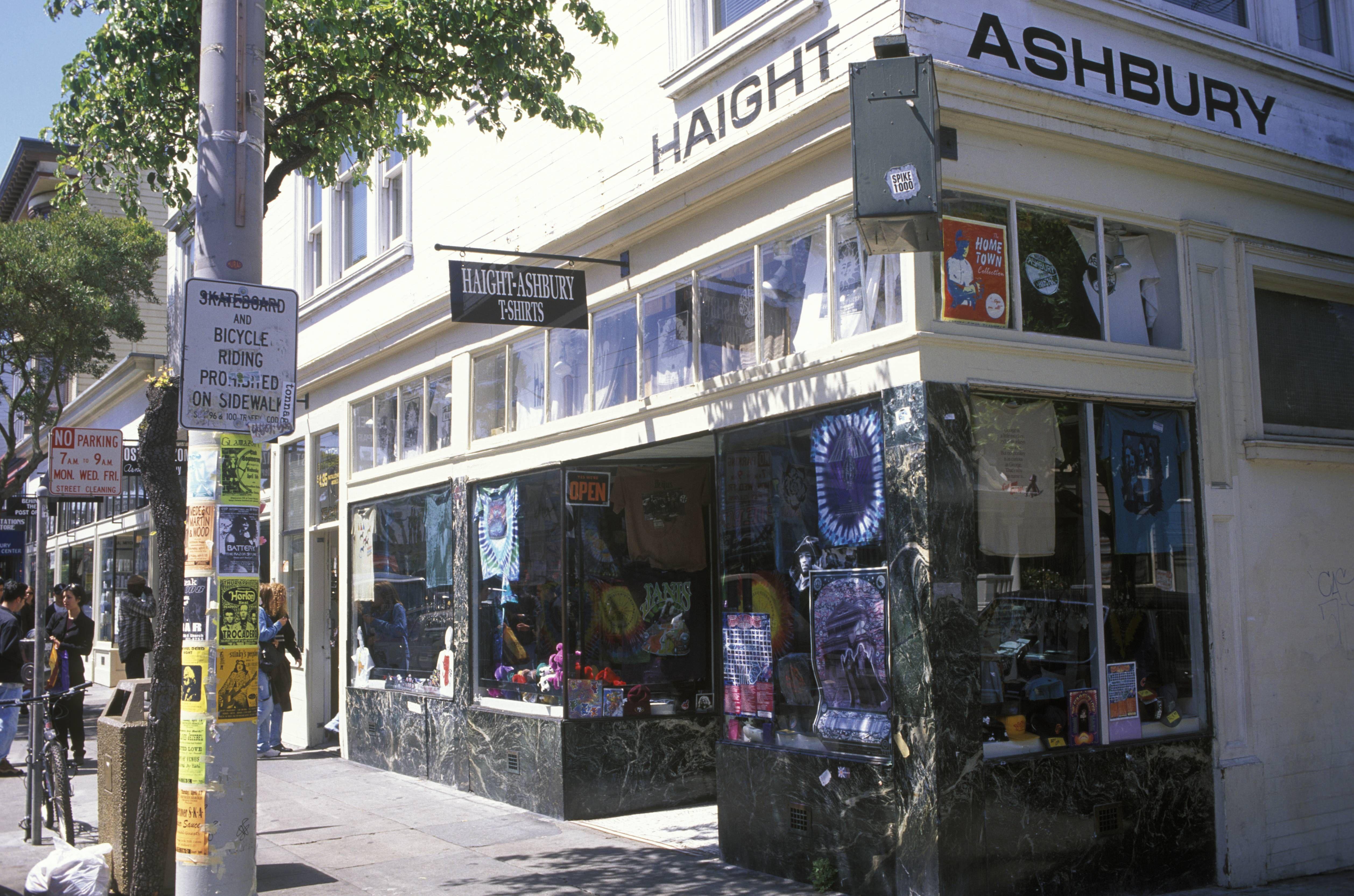 Haight Street