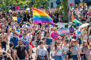 Queer Liberation March and Rally