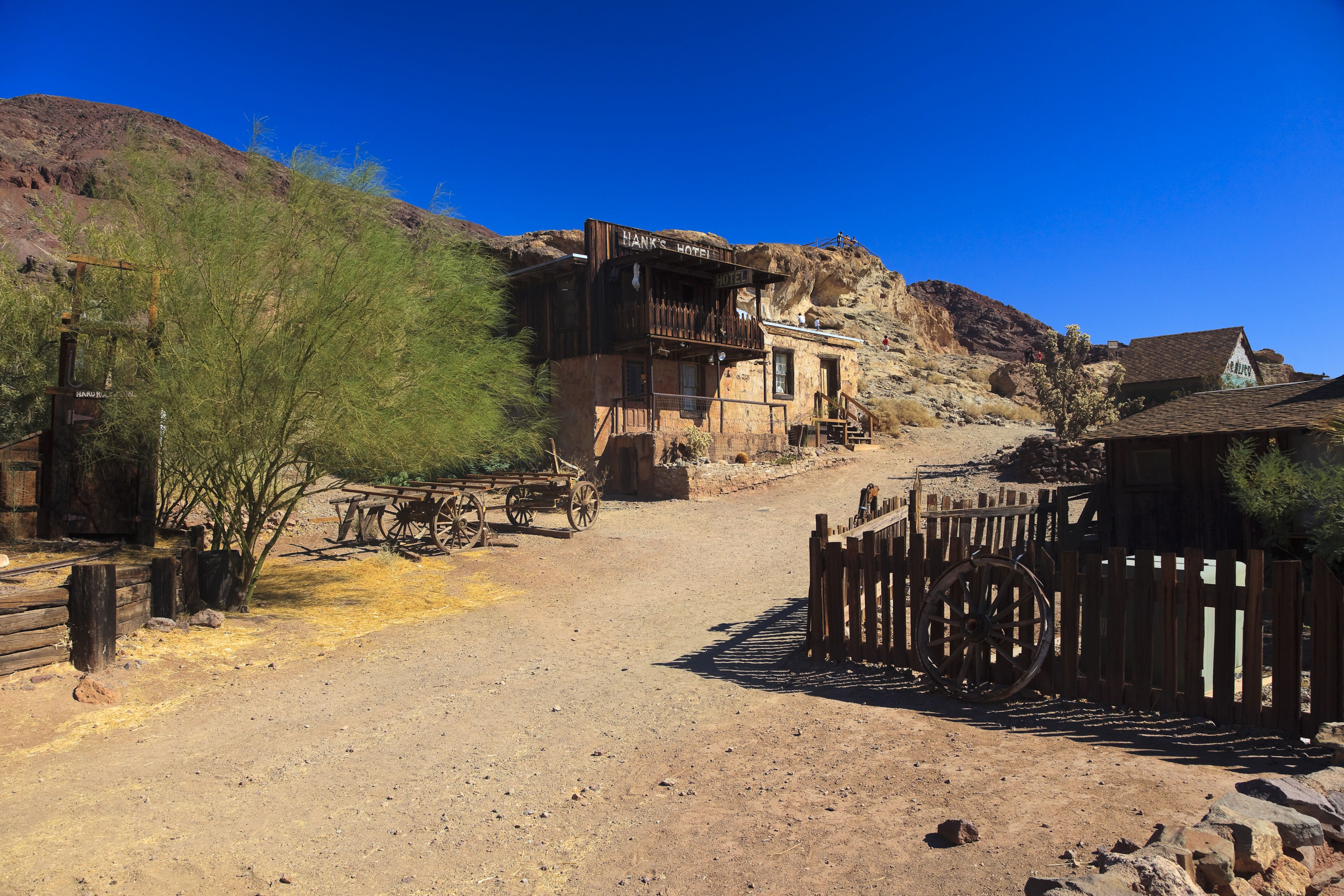 Calico Ghost Town in California
