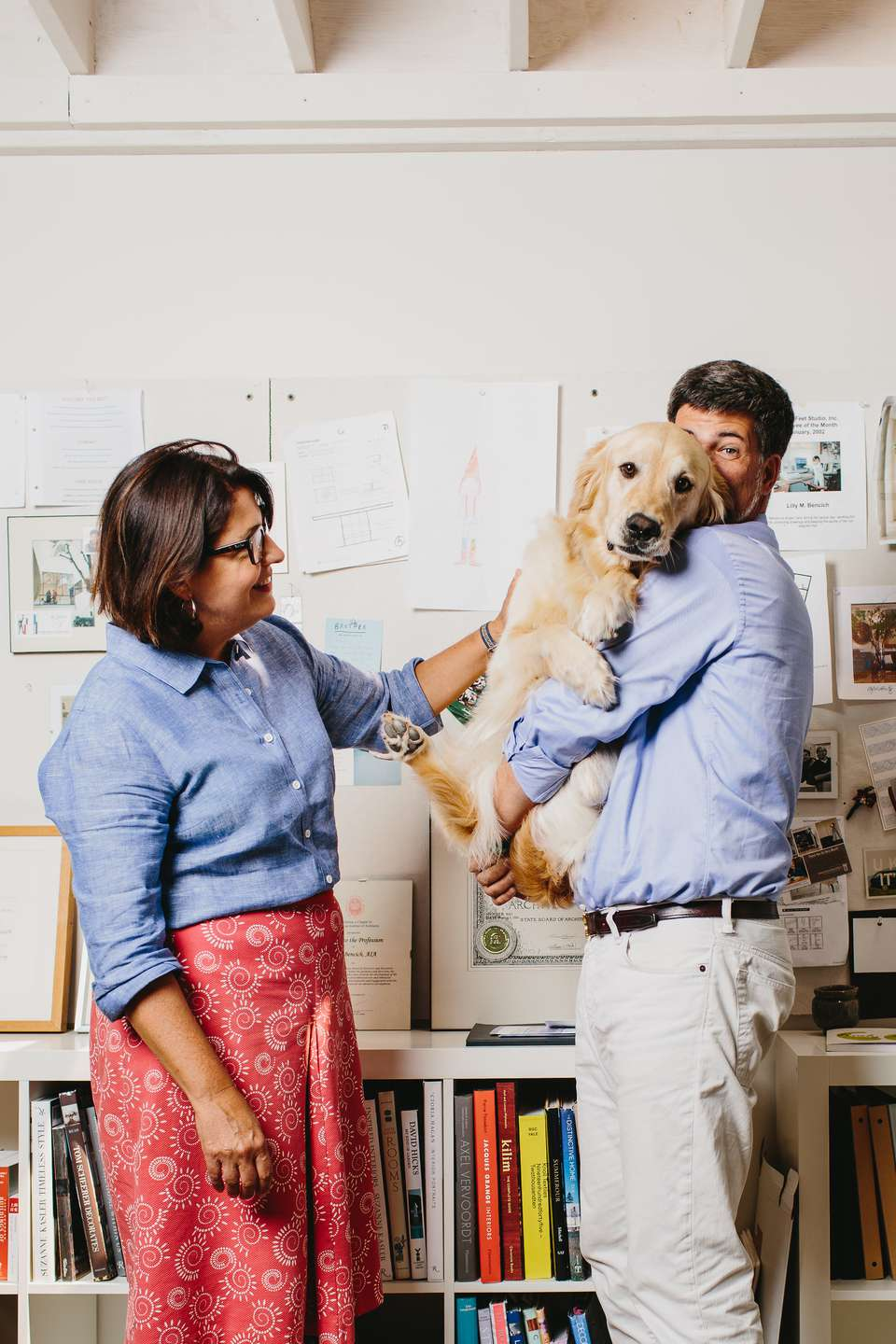 Inside Atlanta: John and Vivian Bencich of Square Feet Studio