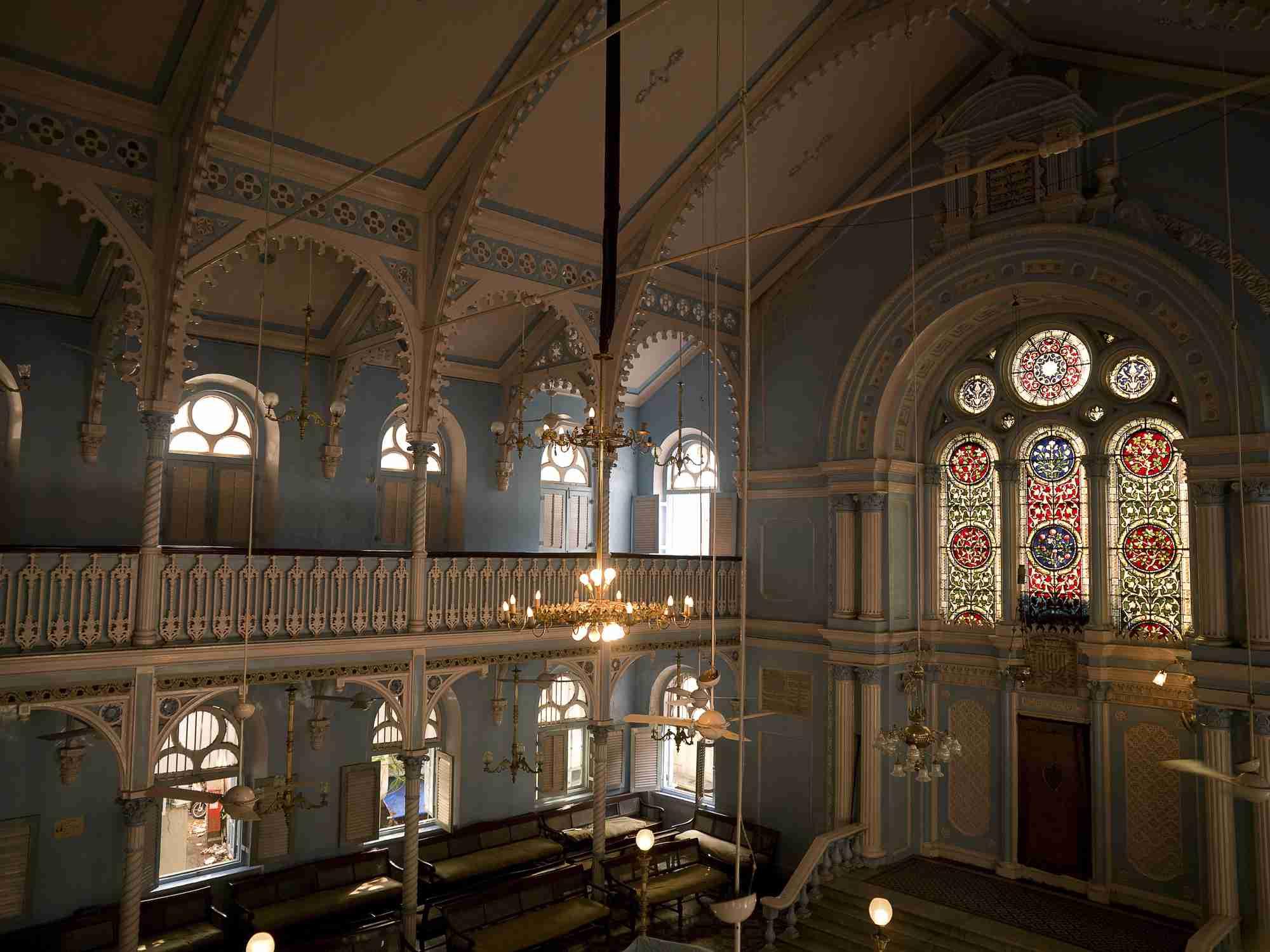 Jewish Synagogue in Mumbai in India