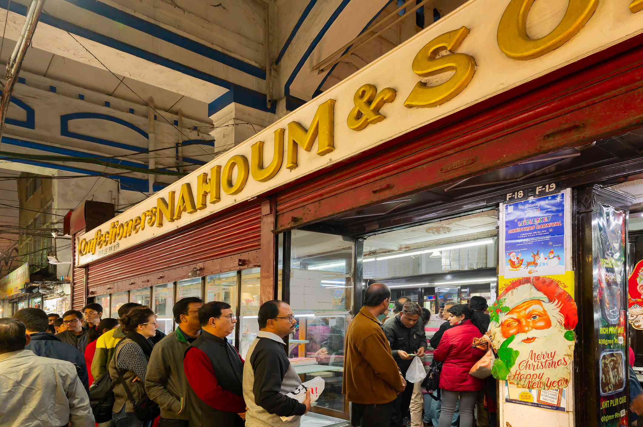 Nahoum's, Kolkata.