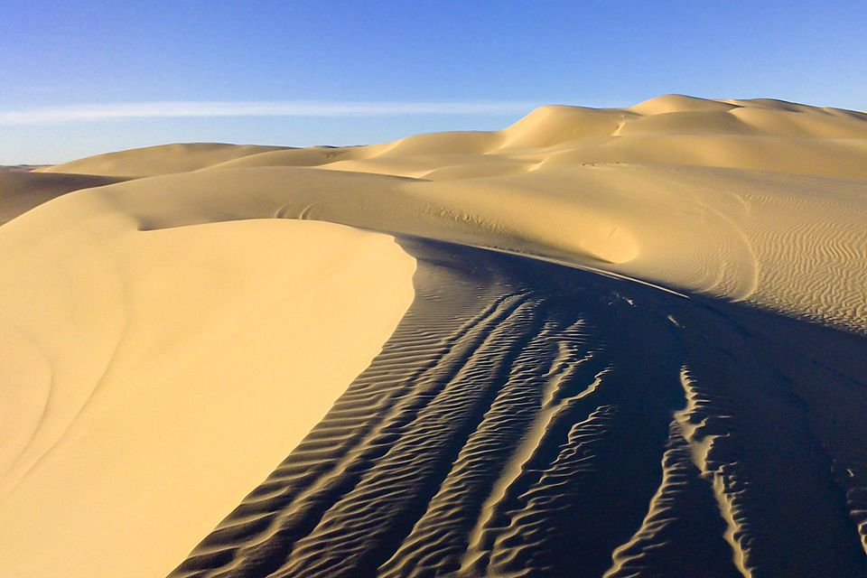 the real dune sea star wars filming sites in california