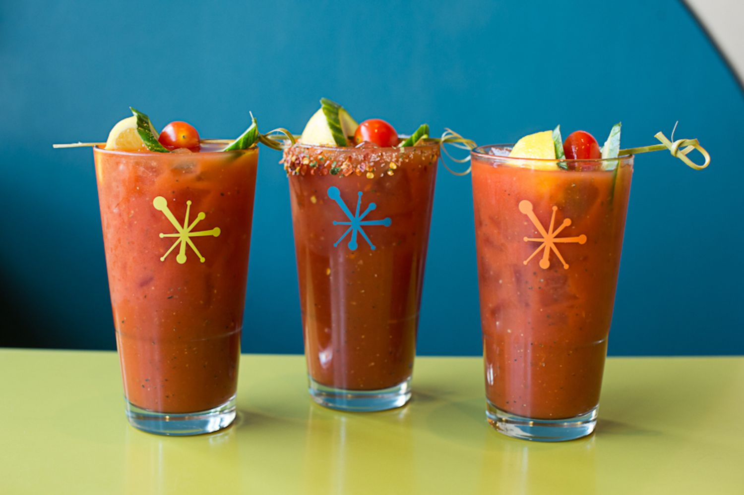 Bloody Marys at Snooze