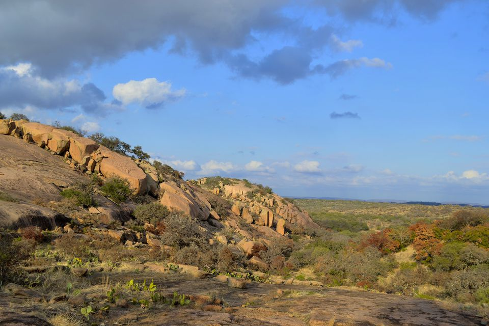 Enchanted Rock in Texas