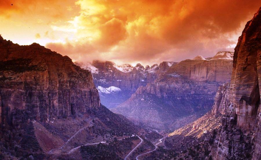 Parque Nacional Zion
