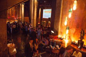 The Edison Nightclub in Downtown LA
