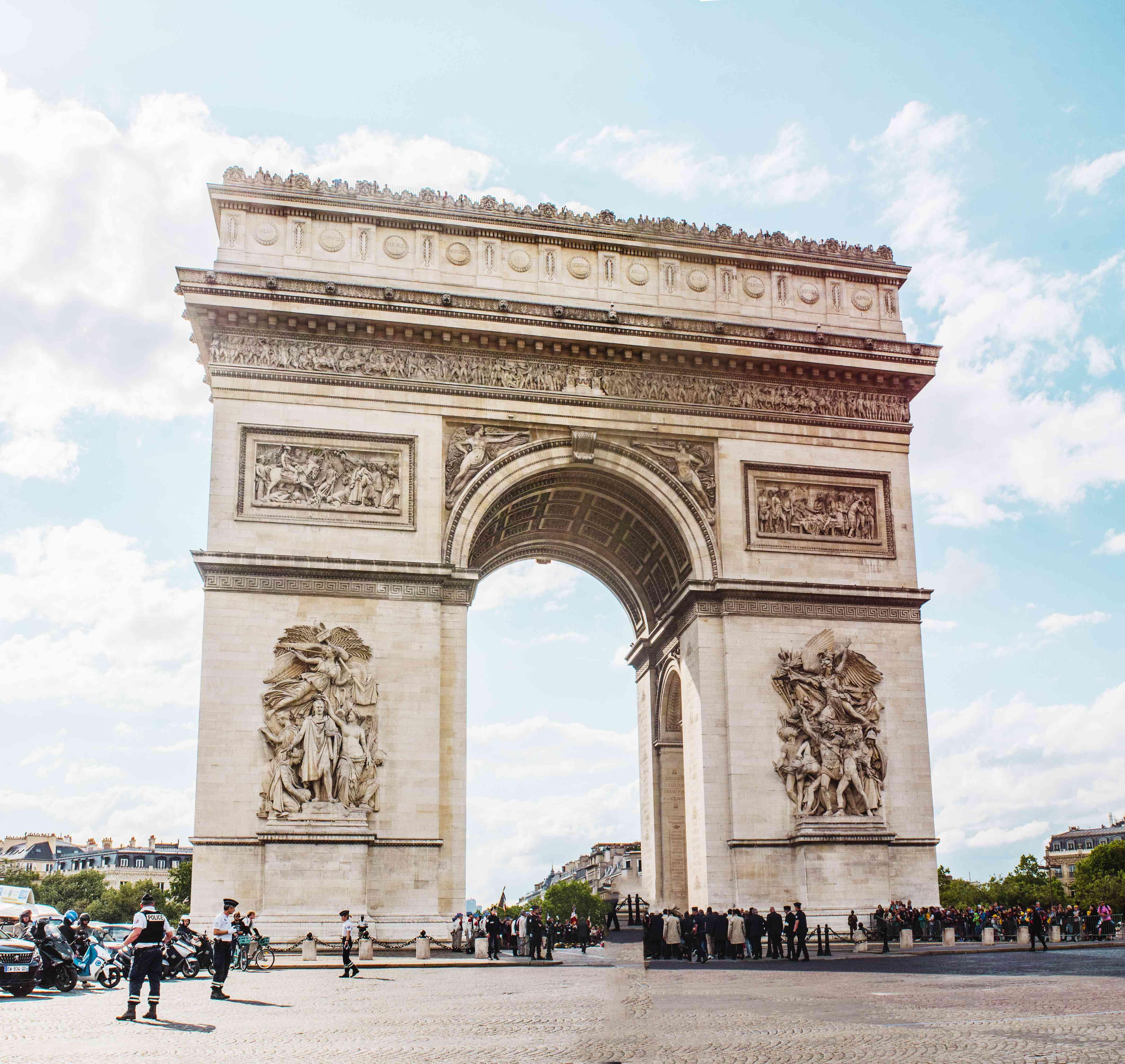 Arc de' Triomphe