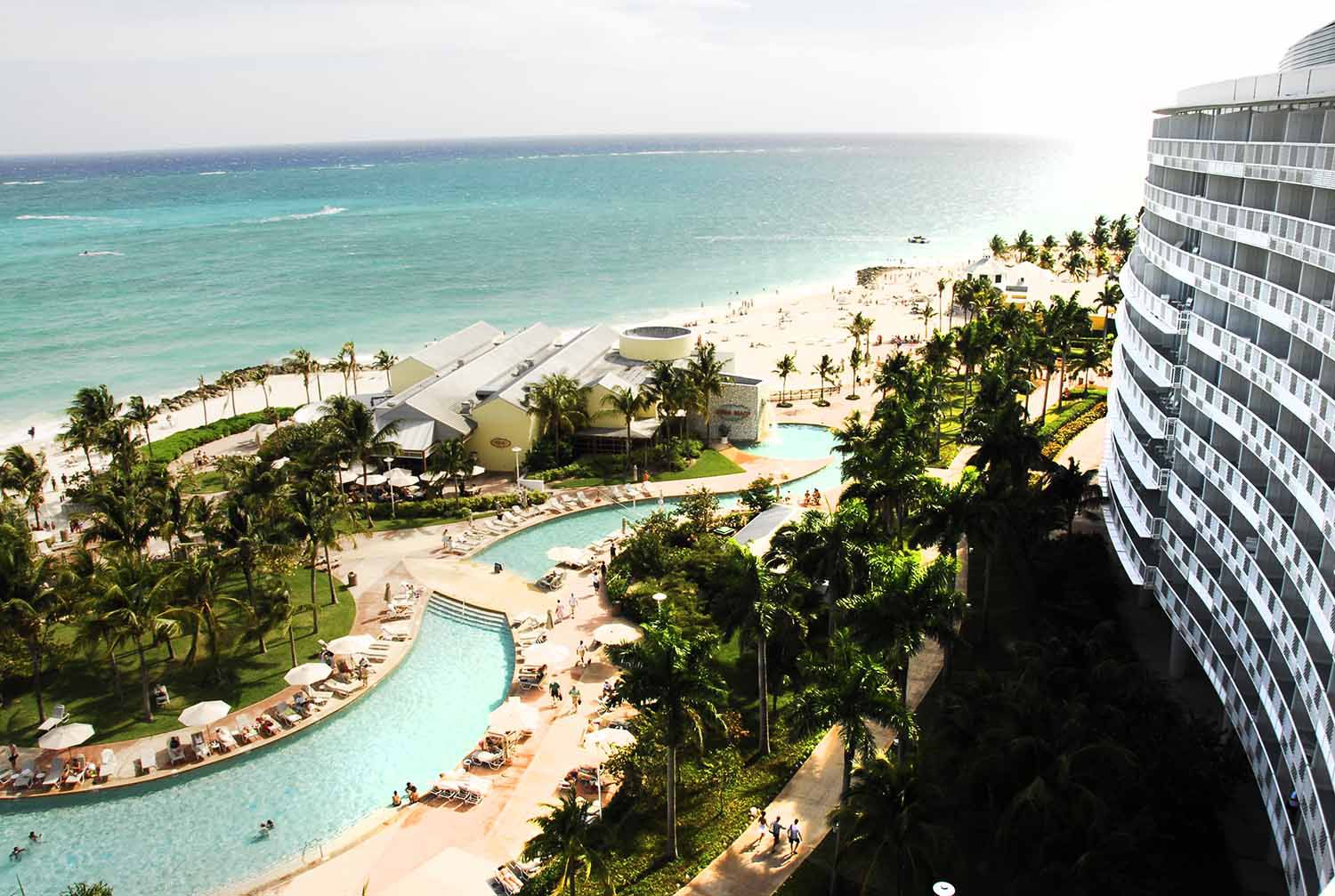 Our Lucaya Beach And Golf Resort