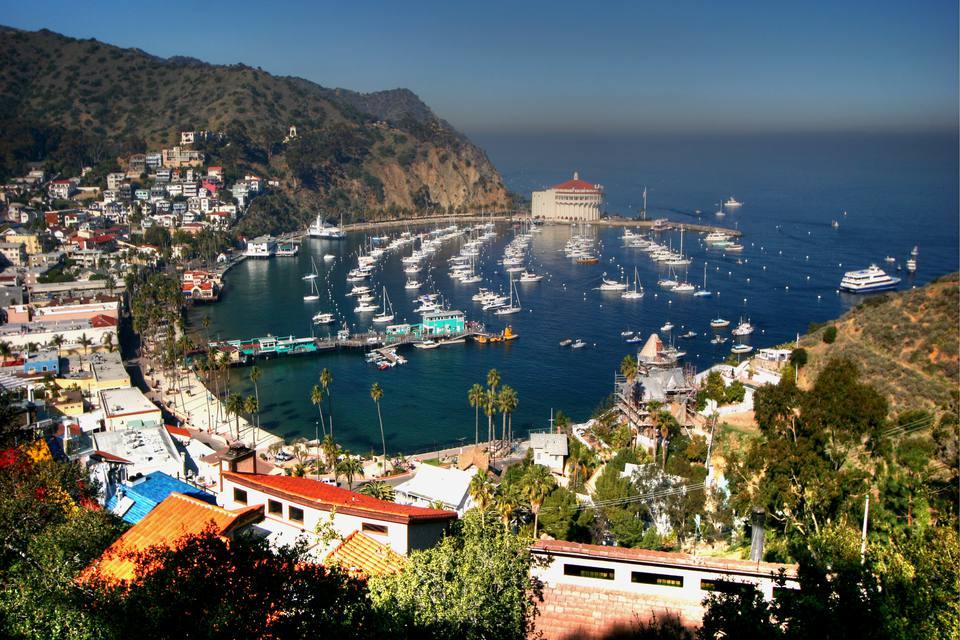 Romantic Getaway To Catalina Island California