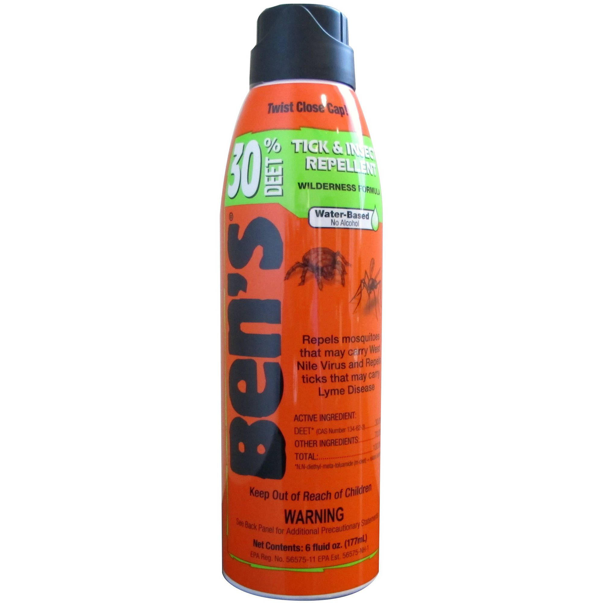 Ben's Eco Spray Insect Repellent