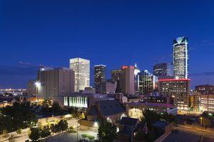Oklahoma City, Oklahoma, City View