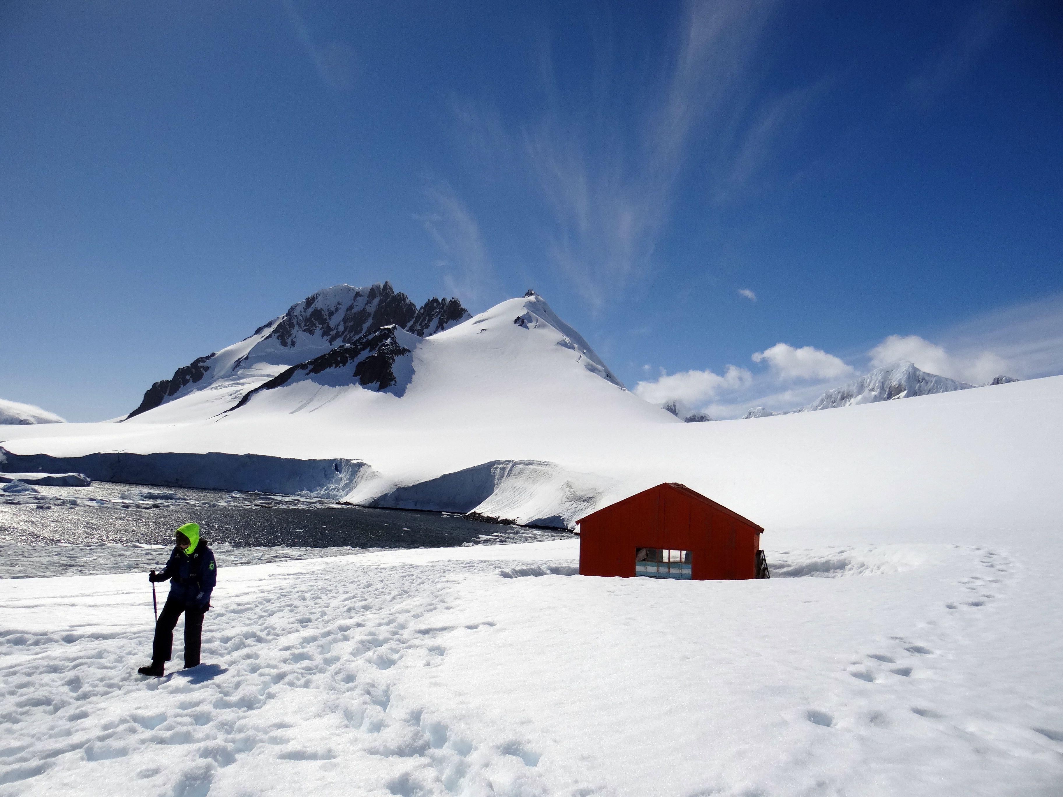 Damoy Point, Antarctica