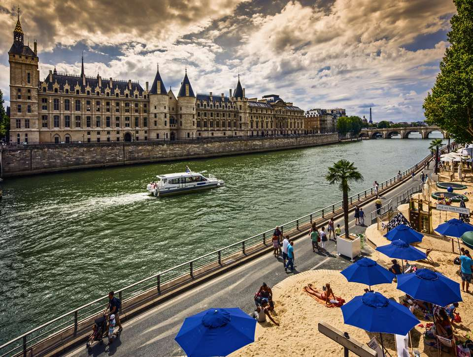 Paris Plages, France