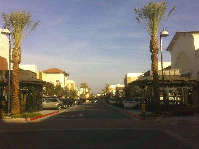 Otay Ranch Town Center Main Street
