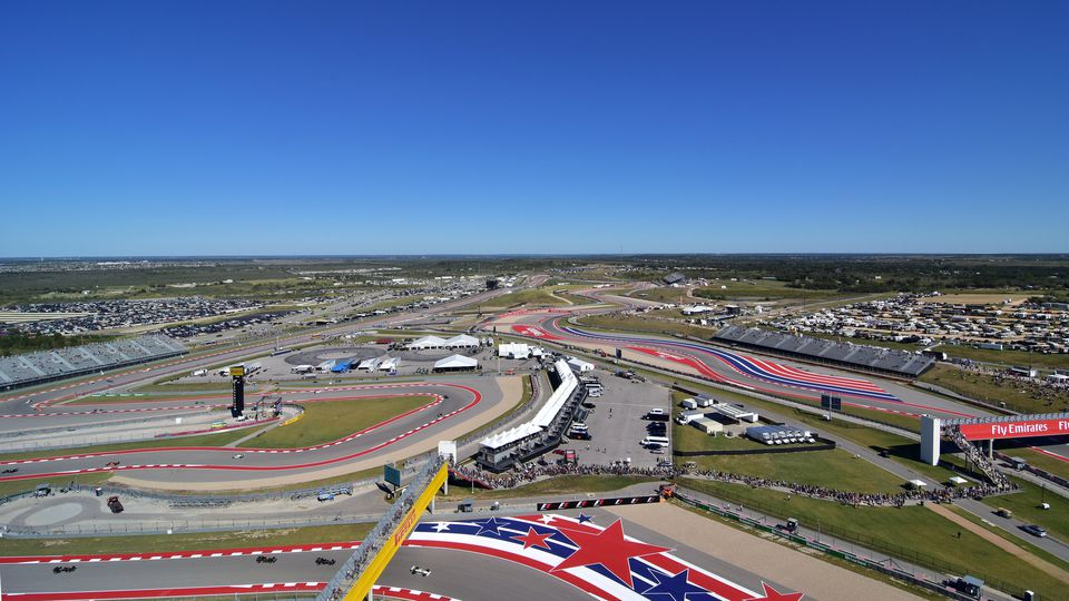 Circuit of the Americas, Austin, TX