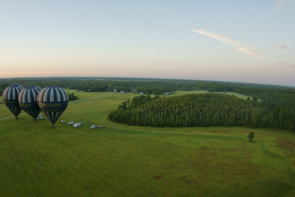 Hot Air Ballooning in Davenport, Florida