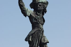Jean Bart Statue