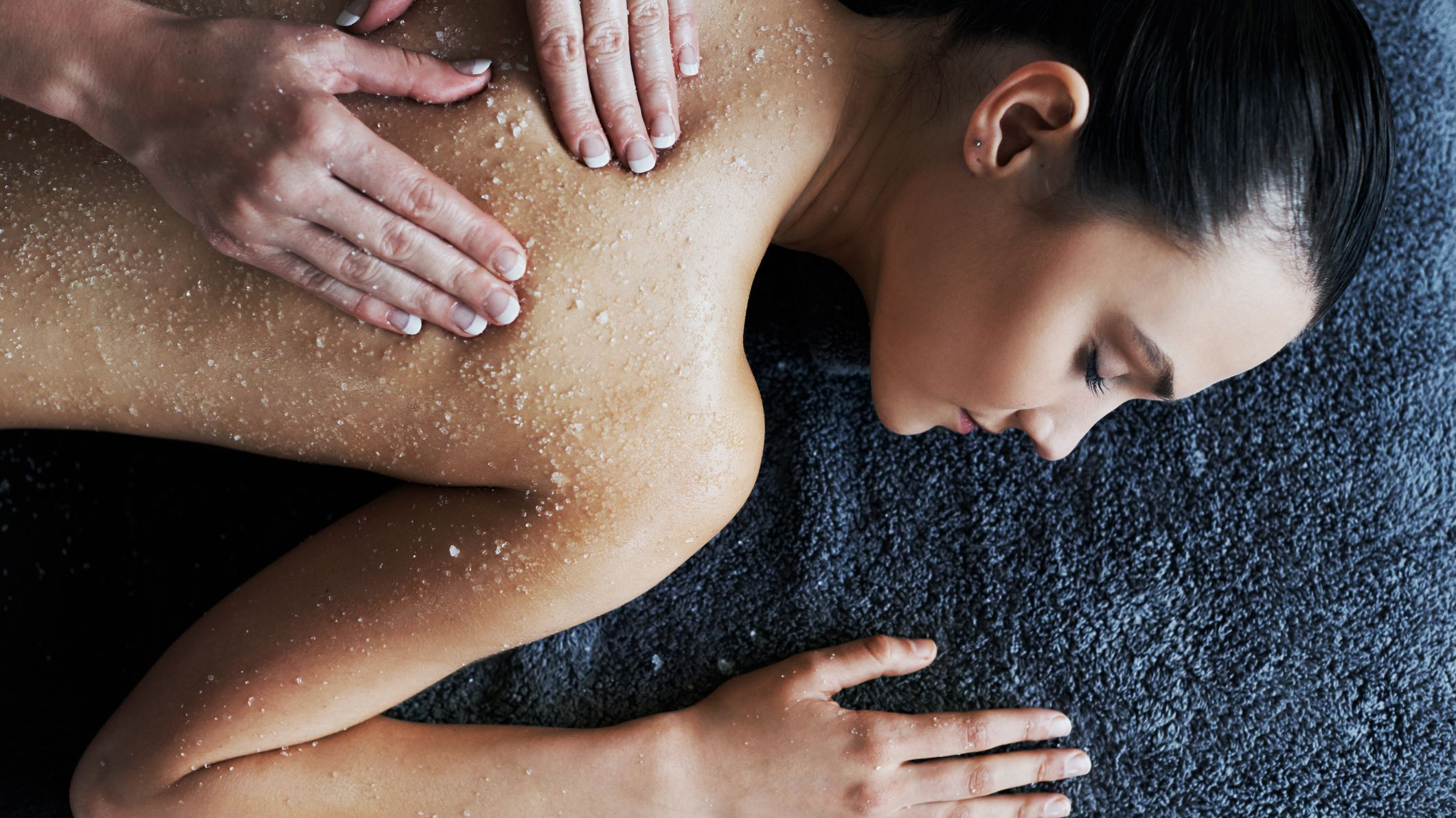 Body Scrub Uses And Benefits