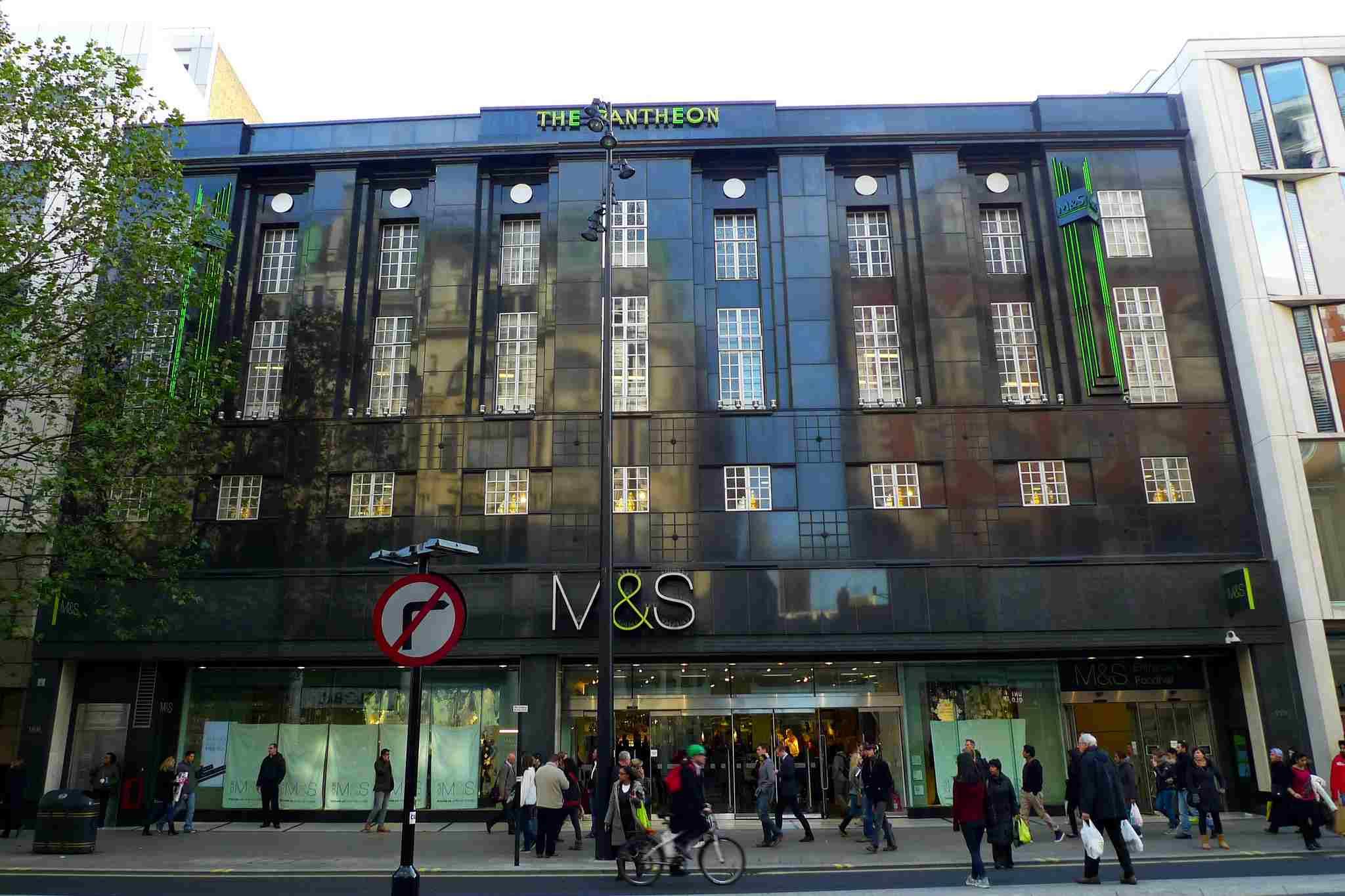 Marks & Spencer Oxford Street