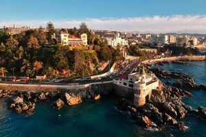 Castillo ubicado en la ciudad de Viña del Mar que data de principios del siglo XX.