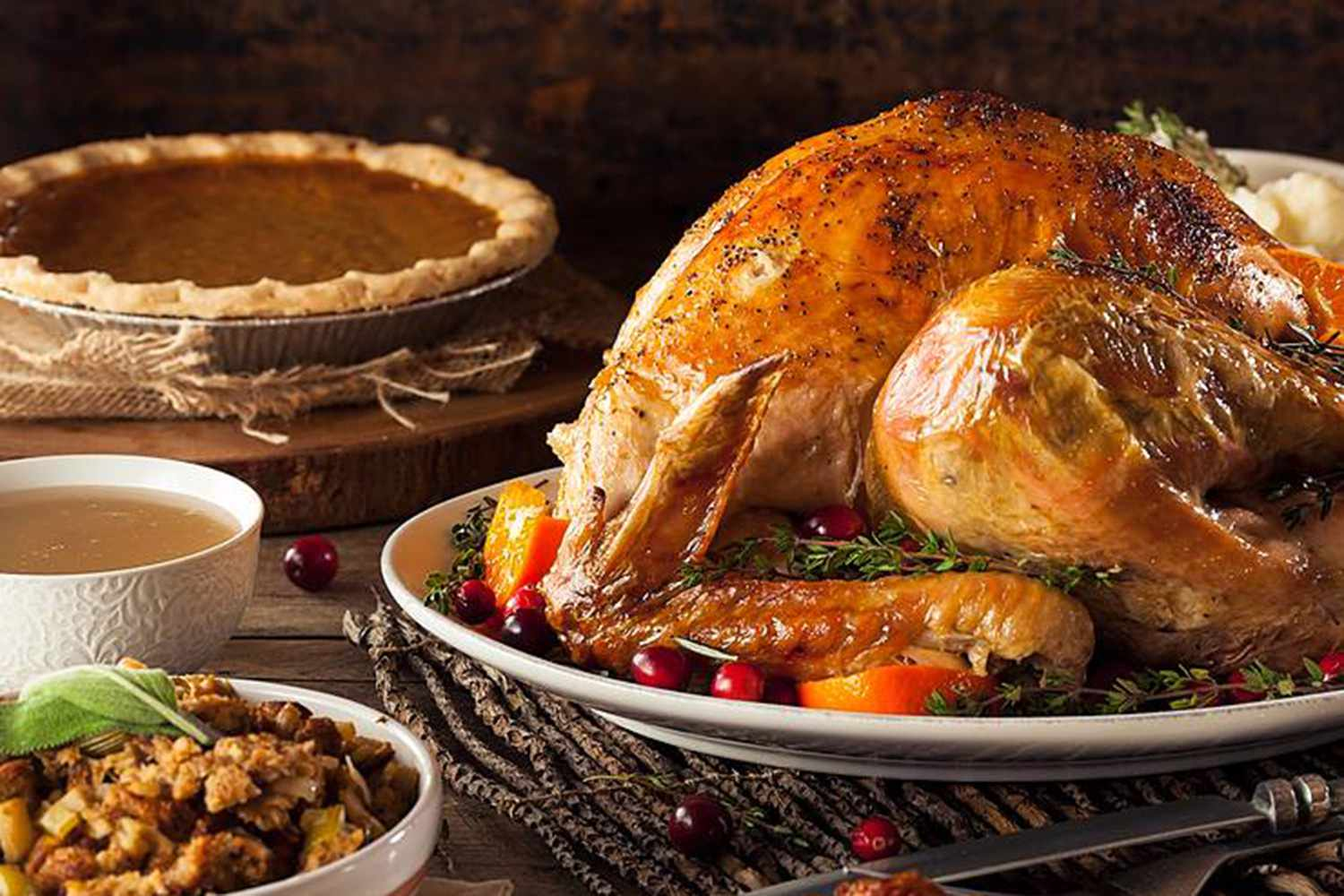 Premade Christmas Dinner.Where To Buy Prepared Thanksgiving Meals In Phoenix