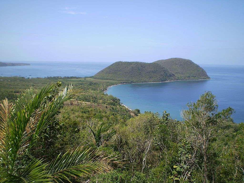 Cabrits Peninsula, Dominica