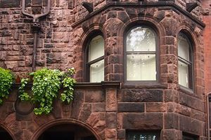 F. Scott Fitzgerald House, St Paul, Minnesota, USA