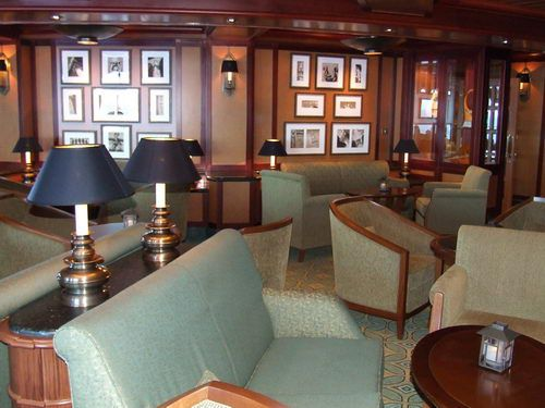 Emerald Princess Adagio Lounge