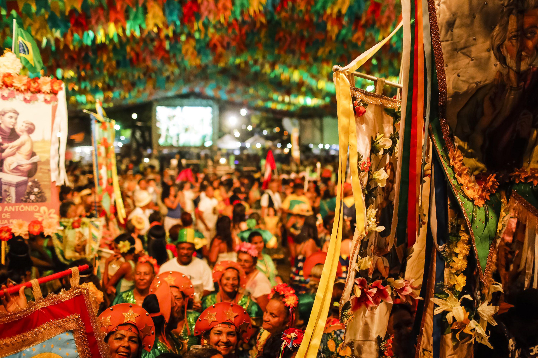 Ongoing Festas Juninas 2014 in Recife