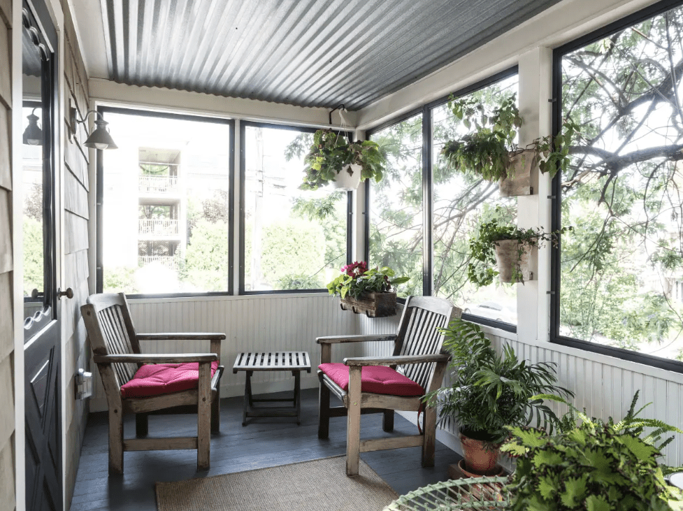Light-Filled Portland Apartment