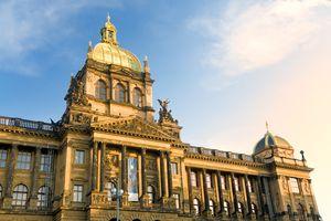 Czech national museum in Prague