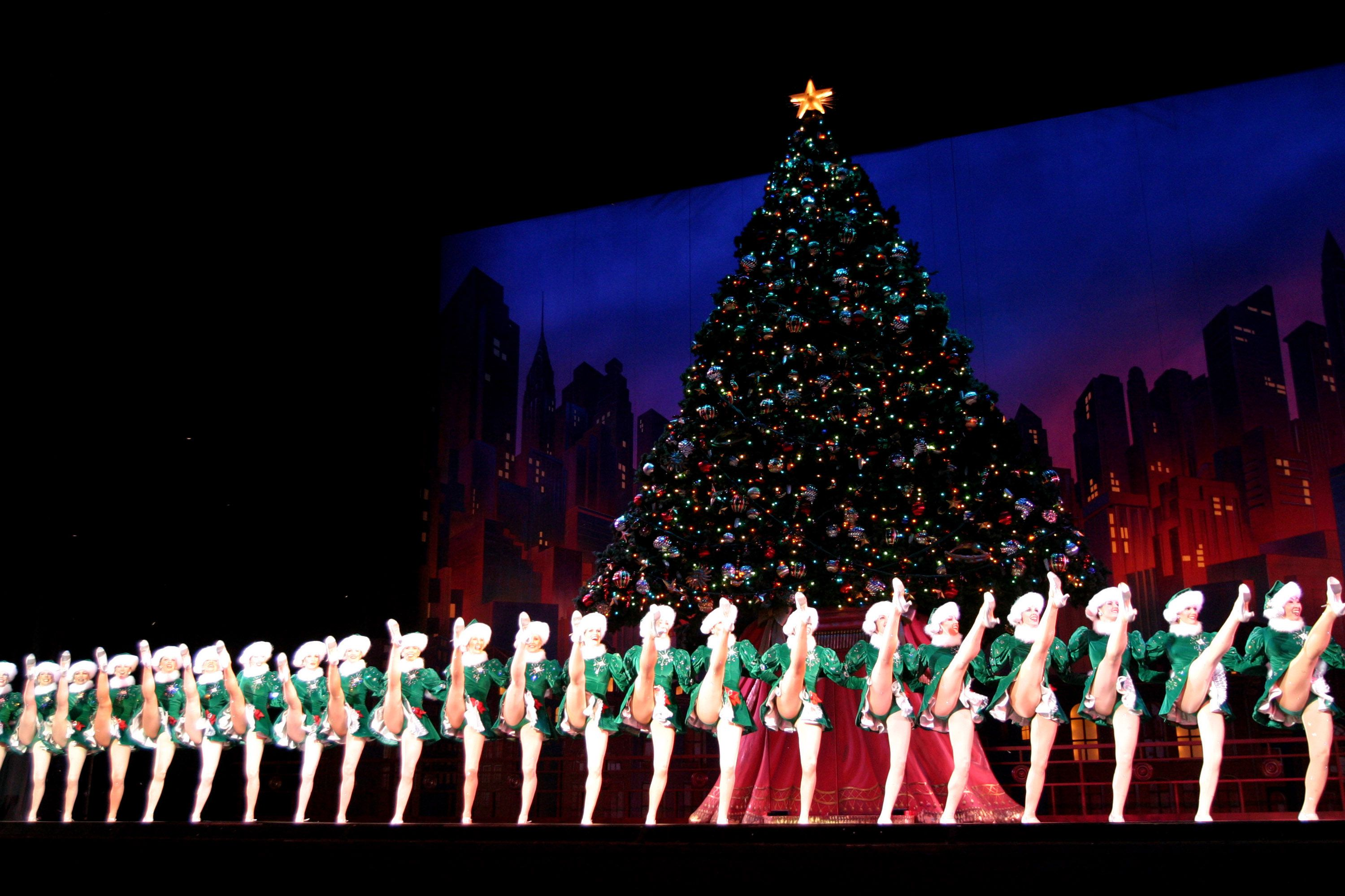 What To Know About The Radio City Christmas Spectacular