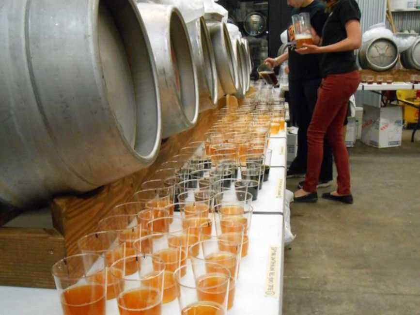 Cask Fest at Canteen Brewhouse