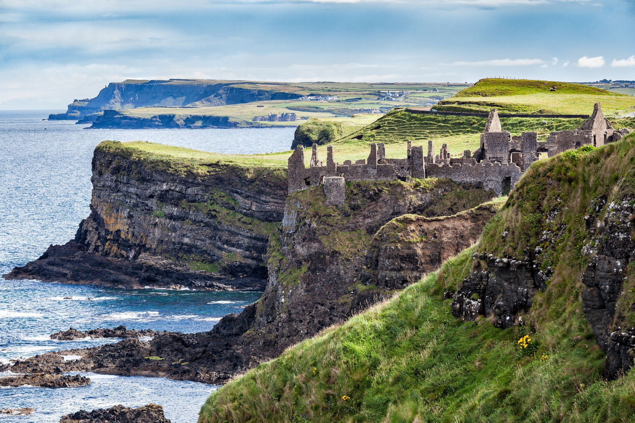 Dunluce Castle The Complete Guide