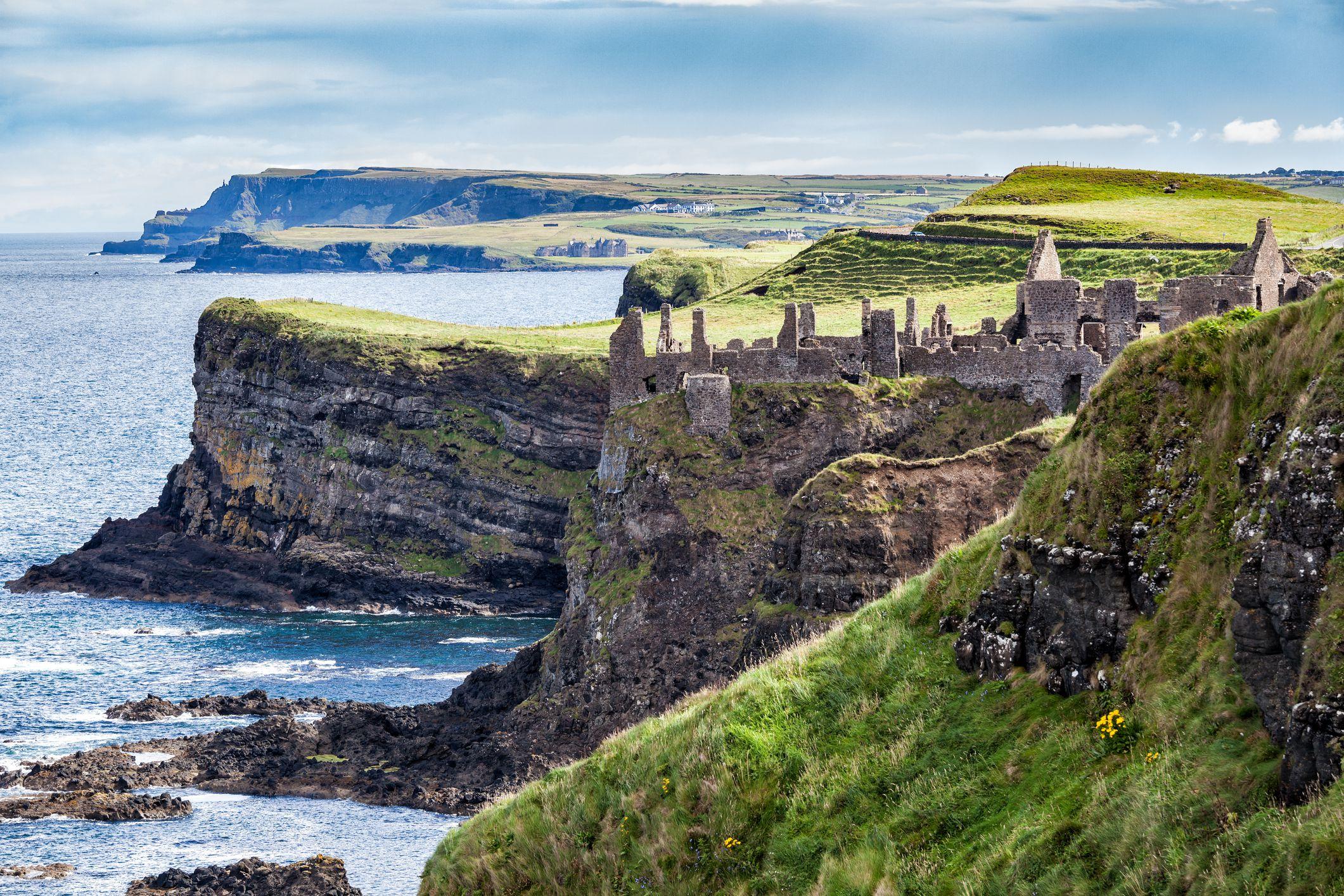 Dunluce Castle: The Complete Guide