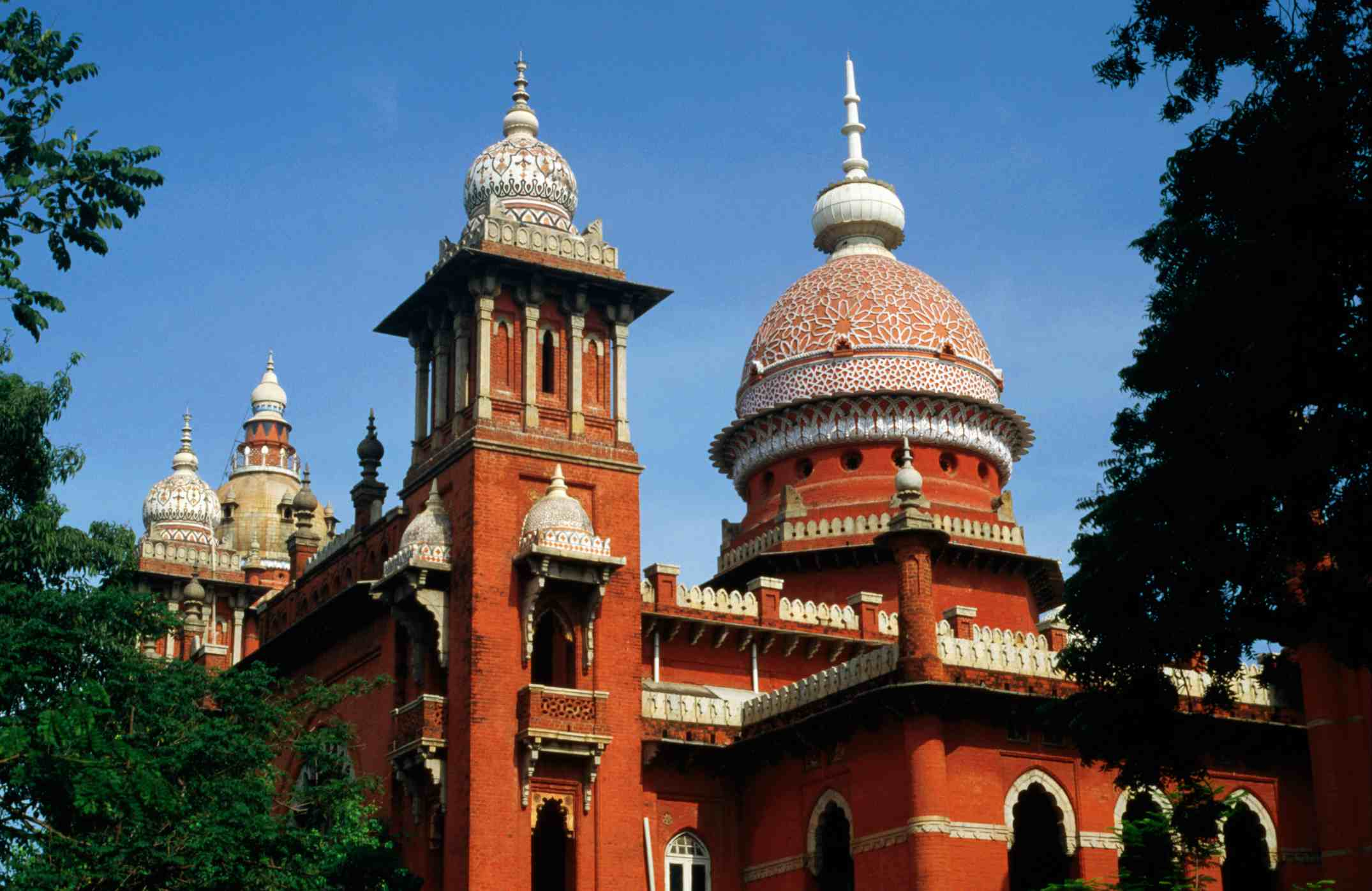 Madras High Court, Chennai.