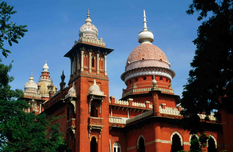 Madras High Court, Chennai.