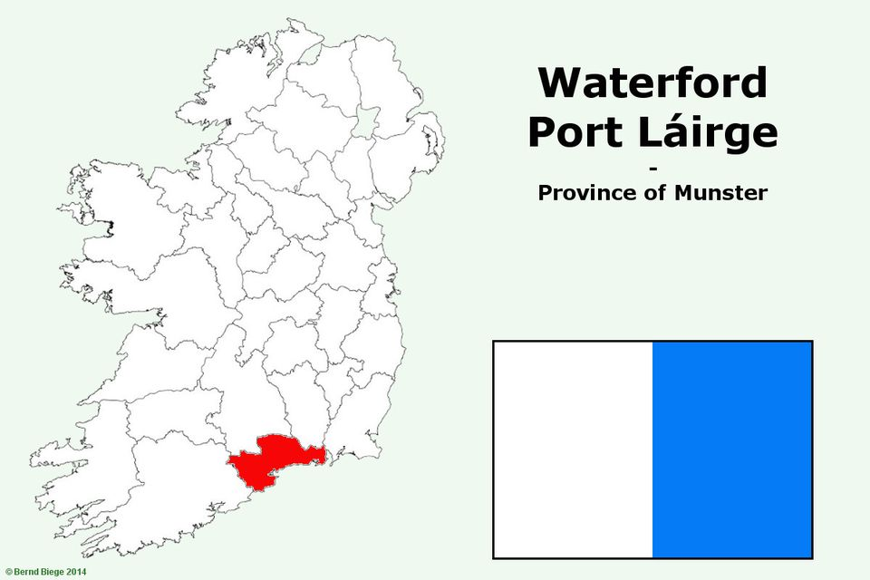 County Waterford Facts And Attractions