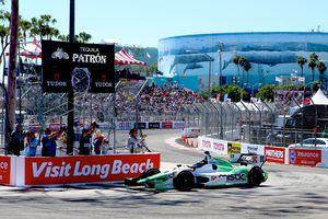 The Long Beach Grand Prix