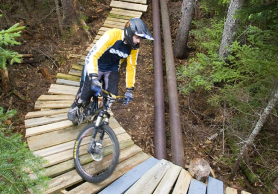 Lift-Served Mountain Biking