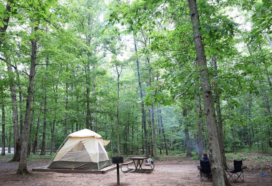 Camping Near Washington, DC (in Maryland and Virginia)