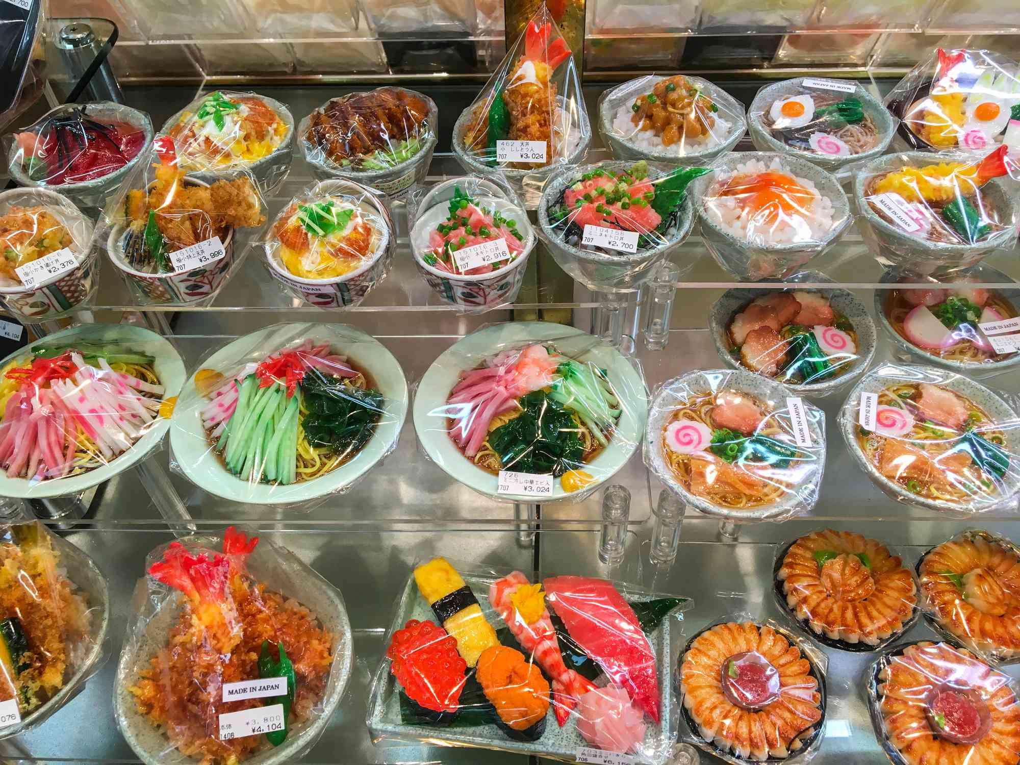 Kappabashi Cooking Town